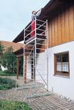 Drabiny i rusztowania - rusztowania aluminiowe produkcji niemieckiej