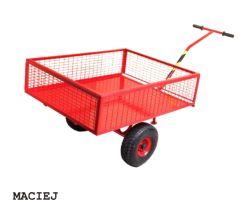 Wózki taczkowe - taczki i wózki gospodarcze